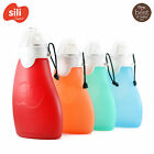 Sili Squeeze with Eeeze 180ml offene Tülle Kinderflasche Silikon Quetsche 2+