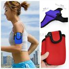 Outdoor Cycling Sports Running Wrist Pouch Wallet Mobile Phone Arm Bag W0578 FKS
