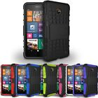 SHOCKPROOF HEAVY DUTY TOUGH WITH STAND HARD CASE COVER FOR NOKIA PHONES
