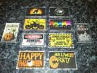 Choice of Horror Themed Fridge Magnet. NEW. Halloween Party etc