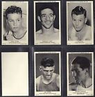 A&BC - ALL SPORTS 1954 BOXING SUBJECTS (NUMBERS 033-117) SELECT YOUR CARD.