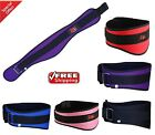 2Fit Weight Lifting Belt Back Support Gym Power Training Lumber Pain Relief