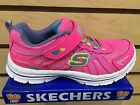 Skechers 81305 NPMT Girls' Sugar Stacks Sneakers Youth Size 10.5-3 NEW