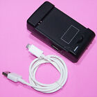 External Wall Battery Charger For Ting Samsung Galaxy S4 SIV With Data USB Cable