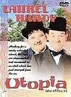 ~UTOPIA -  LAUREL AND HARDY! 1951 CLASSIC  (DVD, 2000) BRAND NEW!~