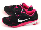 Nike Wmns Tri Fusion Run MSL Black/White-Pink Foil Running Training 749175-001