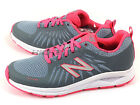 New Balance WW1065GR D Grey & Pink & White Lightweight Walking Fantom Fit NB