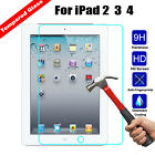 9H Premium Real Tempered Glass Screen Protector Flim For Apple iPad Pro 11 2018