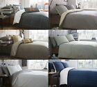 Racing Green Designer Duvet Cover 100% Cotton Percale Quilt Bedding Set