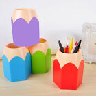Creative Makeup Brush Holder Pen Vase Pencil Pot Tidy Stationery Desk Container