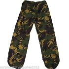 BRITISH ARMY DPM GORETEX TROUSERS WATERPROOF S95 ISSUED CADET FISHING