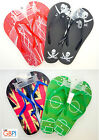 Retro Designs Beach & Bath Slippers With Hook For Hanging (10/5195)