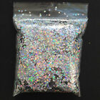100G Glitter Chunky Fine Flakes Metallic Holographic Nail Art & Crafts Floristry <br/> 100g FOR £3.99!!! Fine/Chunky/Flakes