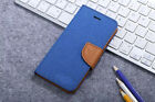 Cute Cowboy Flip PU Wallet Leather Card Slot Case Stand For Samsung Galaxy Phone