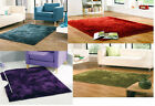 LUXURY SUPER SOFT THICK PILE GRANDE VISTA BRIGHT COLOURED RUGS BY FLAIR RUGS
