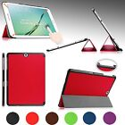 """Luxury Ultra Slim Shockproof Smart Case Cover For Samsung Galaxy Tab S2 9.7"""" NEW"""