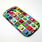 Mini Cupcakes Hybrid Shockproof Phone Cover Case For Samsung Galaxy S3 I9300