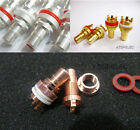 CMC 805 Hi-Fi RCA Socket Gold/Silver/Red Copper Selectable