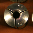 LEVIN BRASS WATCHMAKER LATHE COLLETS 8mm VARIOUS SIZES & PRICES WW Standard size