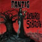 MISFITS / DANZIG - OFFICIAL SEW-ON WOVEN PATCH - patches logo fiend dethred