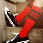 Oldschoolsocks by Spirit of 76 | the black Blacks on red Hi  Skater Socken