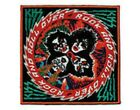 # KISS - OFFICIAL SEW ON PATCH logo patches army icons sonic boom rock n roll