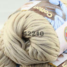 Sale 1Balls X 50g Chunky Cotton Hand Knitting Yarn Smooth Special Soft Thick