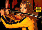 KILL BILL MOVIE GIANT WALL ART POSTER A0 A1 A2 A3