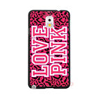 Cute Love Pink Design Hard Back Case Cover For Samsung Galaxy Note 3 III N9005