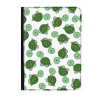 """Turtle Tortoise Animal Zoo Cute Universal Tablet 7"""" Leather Flip Case Cover"""