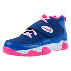 Nike 630911-400: Air Mission (GS) Blue/Peach Training Sneaker Unisex Youth Size