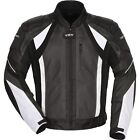 Cortech VRX Air Vented Textile Jacket Motorcycle Jacket