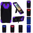 PRE ORDER WHOLESALE For ZTE Prestige N9132 NEW Premium Hybrid TSTAND Cover Case