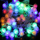 Lighting LED Fairy String Light Outdoor Garden Lawn Patry Xmas Tree Decoration