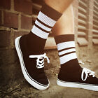 Oldschoolsocks by Spirit of 76 | Skater Socks | the white Whites on black Lo