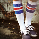 Oldschoolsocks by Spirit of 76 | the royal Reds on white Hi | Skatersocks