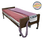 Drive Medical 14027 Med Aire Low Air Loss Mattress Replacement System,Dark Purpl