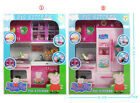 New Peppa Pig Kitchen Set With Music  Light Play Game Xmas Gift