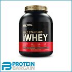 Optimum Nutrition Gold Standard 100% Whey Protein 2.27kg! Highest Quality