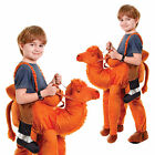 Child Step In Camel Costume Nativity Play Animal Kids Novelty Fancy Dress Outfit