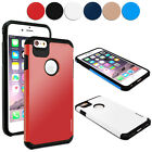 """Hybrid Shockproof Hard Soft Rubber Case Cover For Apple iPhone 6 6S Plus 5.5"""""""