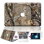 "Tree Camo Painted Hard Case cover for Macbook Air 11""13"" Pro 13 15""/12"" Retina"