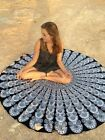 Indian Hippie Mandala Wall Hanging Tapestries Round Beach Throw Table Cloth