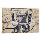 Kyle Mosher Sippin | Canvas Art Print