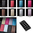 """NEW Aluminum Metal Sheet Shell Hard Case Back Cover For Apple iPhone 6 Air 4.7"""""""