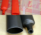 1M Adhesive Lined 4:1 Heat Shrink Tubing Dual-wall Waterproof ROHS 4MM~32MM