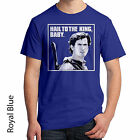 Ash Williams Hail to the King Graphic T-Shirt Army Of Darkness 712