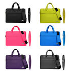 11 13 15 Inch Laptop Shoulder Bag Messenger Notebook Case For Macbook Air Pro HP