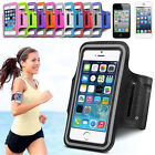 Sports Running Jogging Gym Armband Reflective Case Cover For iPhone 6 Samsung