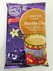 BIG TRAIN VANILLA CHAI TEA LATTE FLAVORED DRINK MIX 3.5 LB BULK BAG (56 OZ)